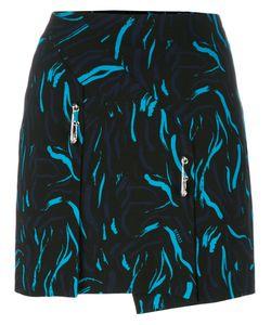 Versus | Printed Skirt 36 Polyester/Spandex/Elastane/Polyamide/Viscose