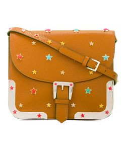 Red Valentino | Star Studded Crossbody Bag Calf