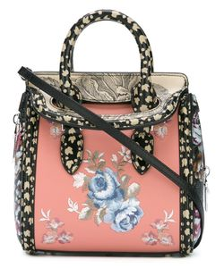 Alexander McQueen | Small Heroine Bag Leather/Cotton