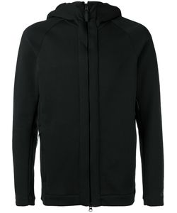 Nike | Zip Hooded Cardigan Medium Cotton/Polyester
