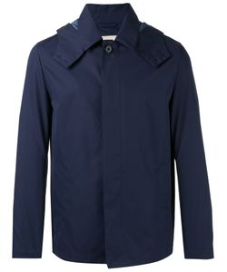 MACKINTOSH | Button-Up Hooded Jacket Size 42