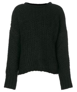 THOM KROM | Loose-Knit Jumper Women M