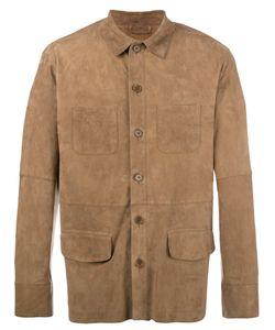 DESA | 1972 Shirt Jacket 46 Suede/Cotton