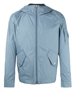 PS PAUL SMITH   Ps By Paul Smith Flap Pocket Hooded Jacket Medium