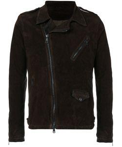 Giorgio Brato | Куртка Со Смещенной Застежкой