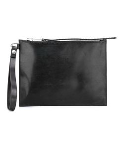 Rick Owens | Zipped Clutch Horse Leather/Calf Leather
