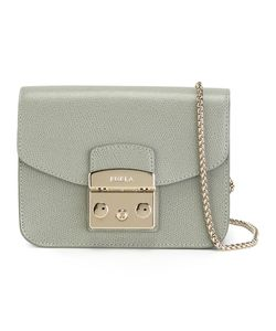 Furla | Chain Strap Shoulder Bag Leather