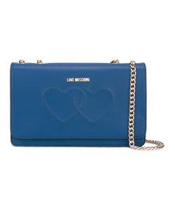 Love Moschino   Flap Shoulder Bag Polyurethane