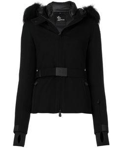 Moncler Grenoble | Дутая Куртка С Капюшоном И Поясом