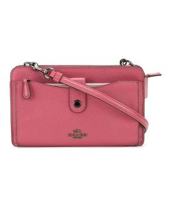 COACH | Pop Up Crossbody Bag Calf Leather