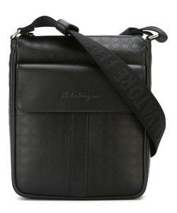 Salvatore Ferragamo | Gancio Embossed Messenger Bag Calf