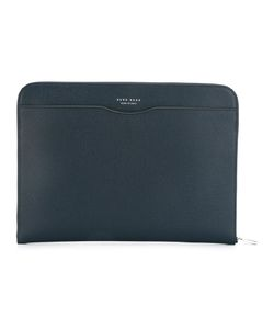 Hugo | Minimal Laptop Bag Calf Leather/Polyester
