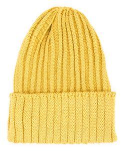 KIJIMA TAKAYUKI | Ribbed Knit Beanie
