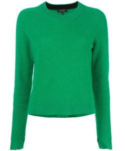 Rag & Bone | Ribbed Jumper Small Cashmere