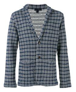 Lardini | Checked Blazer Size Small