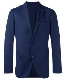 Lardini | Fitted Blazer Size 54
