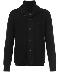 RRL | High-Neck Knitted Cardigan Men M
