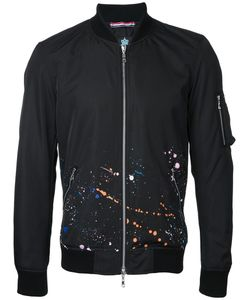 GUILD PRIME | Paint Splatter Bomber Jacket
