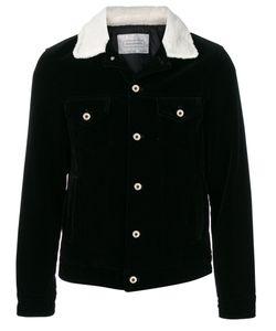 ROUTE DES GARDEN | Shearling Collar Jacket Men