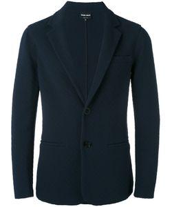 Giorgio Armani | Textured Blazer 46