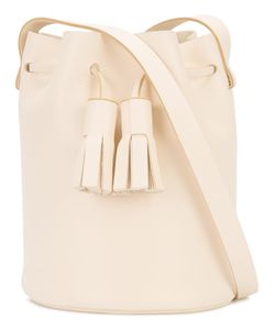 Building Block | Tassel Detail Bucket Bag