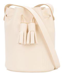 Building Block | Tassel Detail Bucket Bag