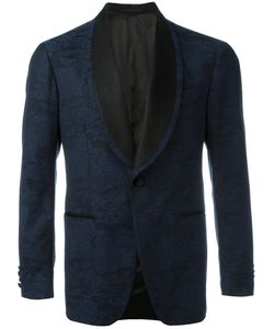 GABRIELE PASINI | Embroidered Blazer Size 46
