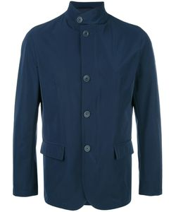Herno | Buttoned Jacket 48 Polyamide/Polyester