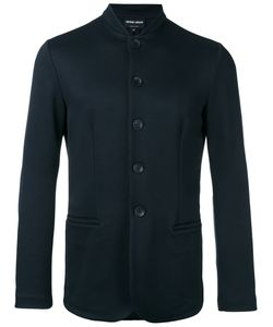Giorgio Armani | Buttoned Jacket 50 Polyamide/Spandex/Elastane/Viscose