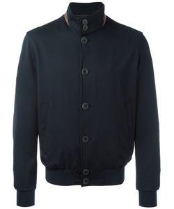 Herno | Куртка-Бомбер С Высокой Горловиной