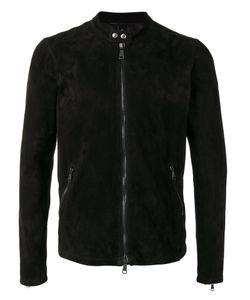 Giorgio Brato | Round Neck Biker Jacket Size 50