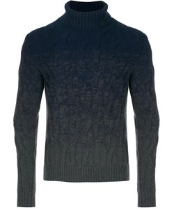 Zanone | Cable Knit Jumper Men