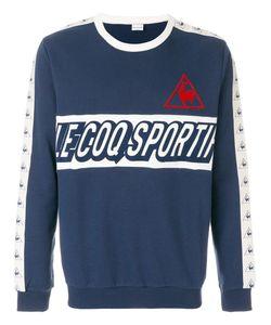 Le Coq Sportif | Толстовка С Логотипом И Панельным Дизайном