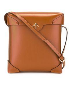 Manu Atelier | Pristine Crossbody Bag Calf Leather