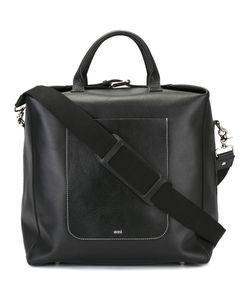 Ami Alexandre Mattiussi | Travel Bag Leather