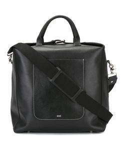Ami Alexandre Mattiussi | Travel Bag Leather