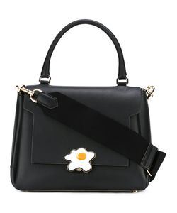 Anya Hindmarch | Egg Buckle Shoulder Bag Calf Leather