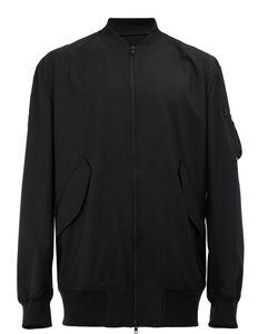 MOOHONG | Classic Bomber Jacket Size 48