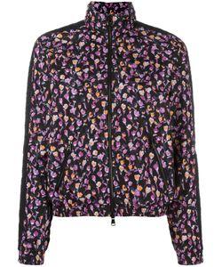 Versace | Flower Thrift Zip-Up Jacket 3 Polyamide/Spandex/Elastane/Polyester