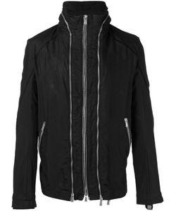 10Sei0Otto | Zips Detail Jacket Xl