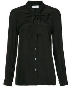 Frame Denim | Tied Neck Shirt Size Large