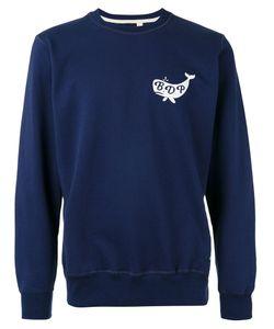 Bleu De Paname | Whale Print T-Shirt Size Small