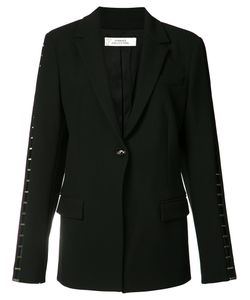 Versace Collection | Mesh Insert Blazer Size 44