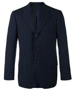 Kiton | Slim-Fitting Blazer 52 Wool/Cupro