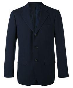 Kiton | Slim-Fitting Blazer 52 Wool/Cupro