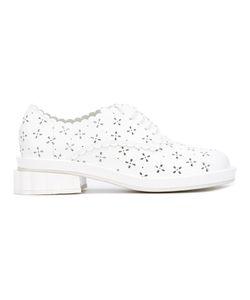 Simone Rocha   Punch-Hole Lace-Up Shoes