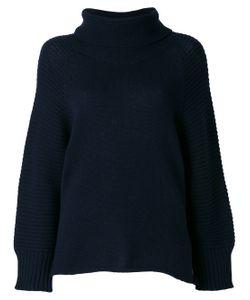 Armani Collezioni   Turtle Neck Knitted Sweater