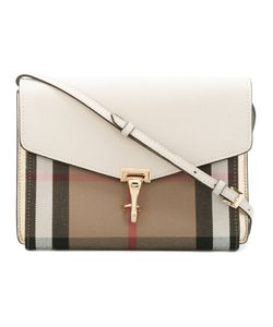 Burberry | Housechek Panel Shoulder Bag