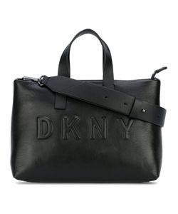 DKNY | Debossed Logo Shoulder Bag