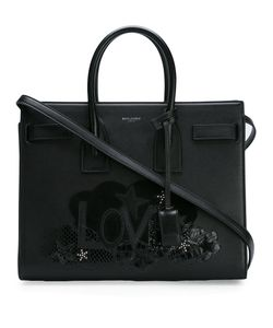 Saint Laurent | Small Sac De Jour Love Tote Leather